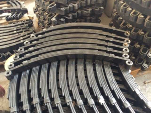 Leaf spring for trailer